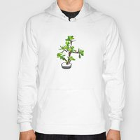 succulent Hoodies featuring Succulent by Pea Press
