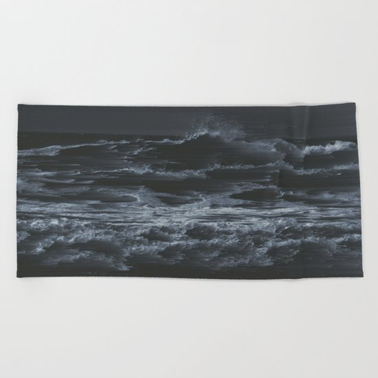 Blow it all Away Beach Towel
