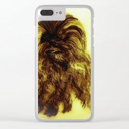 Son Of The Yeti Clear iPhone Case