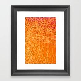 Eutectic Framed Art Print