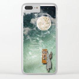 Until we meet again... Clear iPhone Case