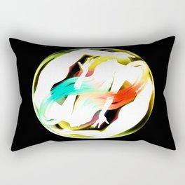 atomic divinity Rectangular Pillow