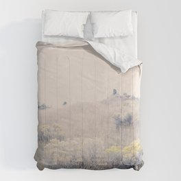 August Gold Comforters