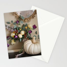 Autumn Bouquet Stationery Cards