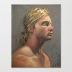 Nolan Canvas Print
