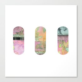 Pillz Canvas Print