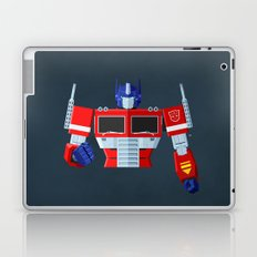 Autobots, Roll out! (Optimus Prime) Laptop & iPad Skin