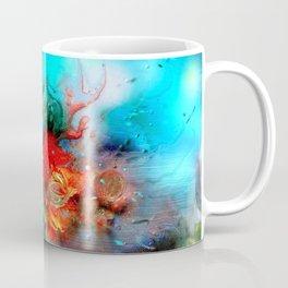 Coral Reef Red 444 Coffee Mug