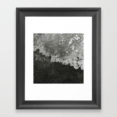 'Frost' Framed Art Print