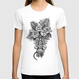 Facehugger Bouquet T-shirt
