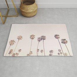 Sunny Cali Palm Trees Rug