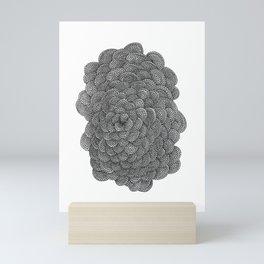 Billowing Cloud Mini Art Print