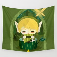 Legend Wall Tapestry