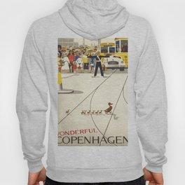 Vintage poster - Copenhagen Hoody