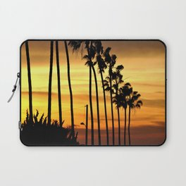 CALIFORNIA SUNSET Laptop Sleeve