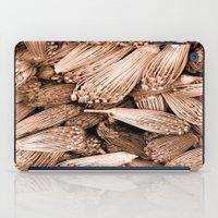 moroccan iPad Cases featuring Moroccan Herbs by Brian Raggatt