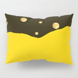 Many moons in the sky #decor #buyart #society6 Pillow Sham