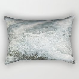 Financial Environment Rectangular Pillow