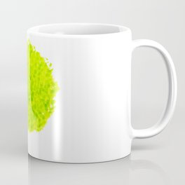 Durian_Fresh_Green_Watercolour_small Coffee Mug