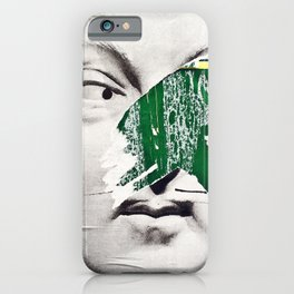 What are you looking at? iPhone Case