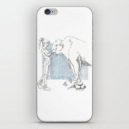 Buffallo Whisperer iPhone Skin