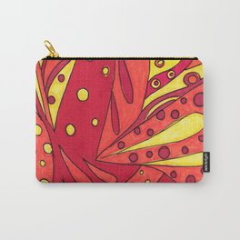 Pucci Inspired Carry-All Pouch