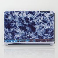 indonesia iPad Cases featuring Waves in Indonesia by Suzanne Trooster