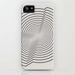 Abstract.02 iPhone Case