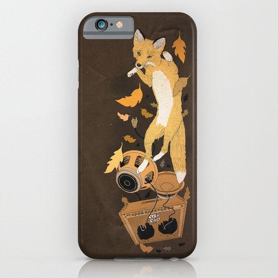 Jumping Fox iPhone & iPod Case
