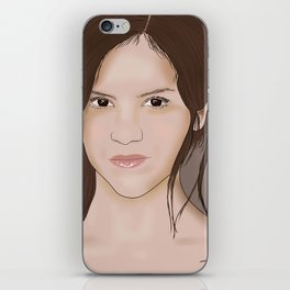Victoria Moroles iPhone Skin