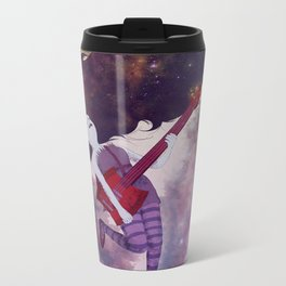 Emotional Meta Song Metal Travel Mug