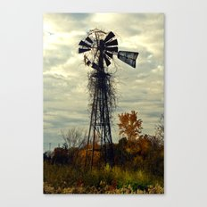 Yesteryears Canvas Print