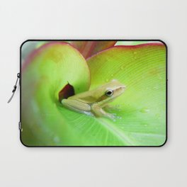 Baby Frog Laptop Sleeve