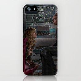 suepercorp 100 iPhone Case