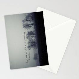 Your Mercies are New  Stationery Cards