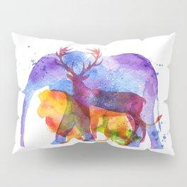 I love animals Pillow Sham
