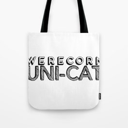 Werecorn Uni-Cat Tote Bag