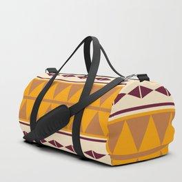 Stripes full of Energy Duffle Bag