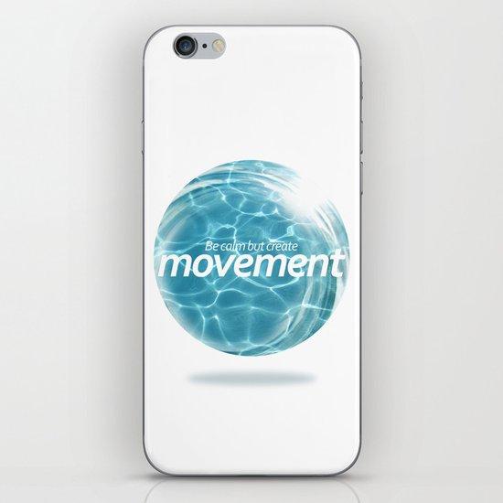 Create Movement iPhone & iPod Skin