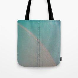 The Interceptor Tote Bag