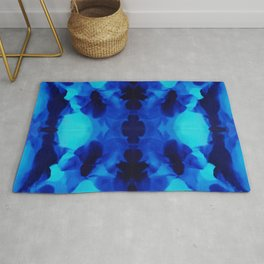The blues Rug