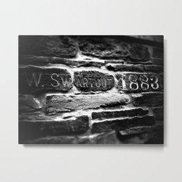 1883 Metal Print