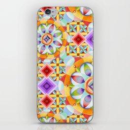 Avalon Mandala iPhone Skin