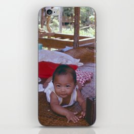 Dad Will Finish it One Day iPhone Skin