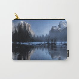 Mountain Reflections Carry-All Pouch