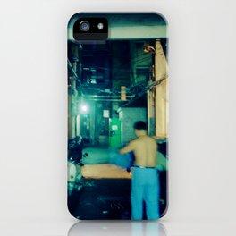 Shanghai #18 iPhone Case