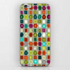 hex strip willow iPhone Skin