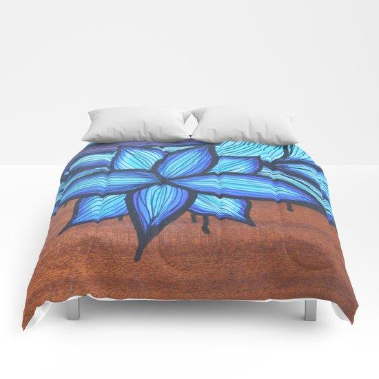 Guitar Art Comforters