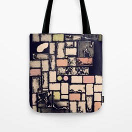 Composition XXII. Tote Bag