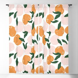 PEACHY KEEN Blackout Curtain
